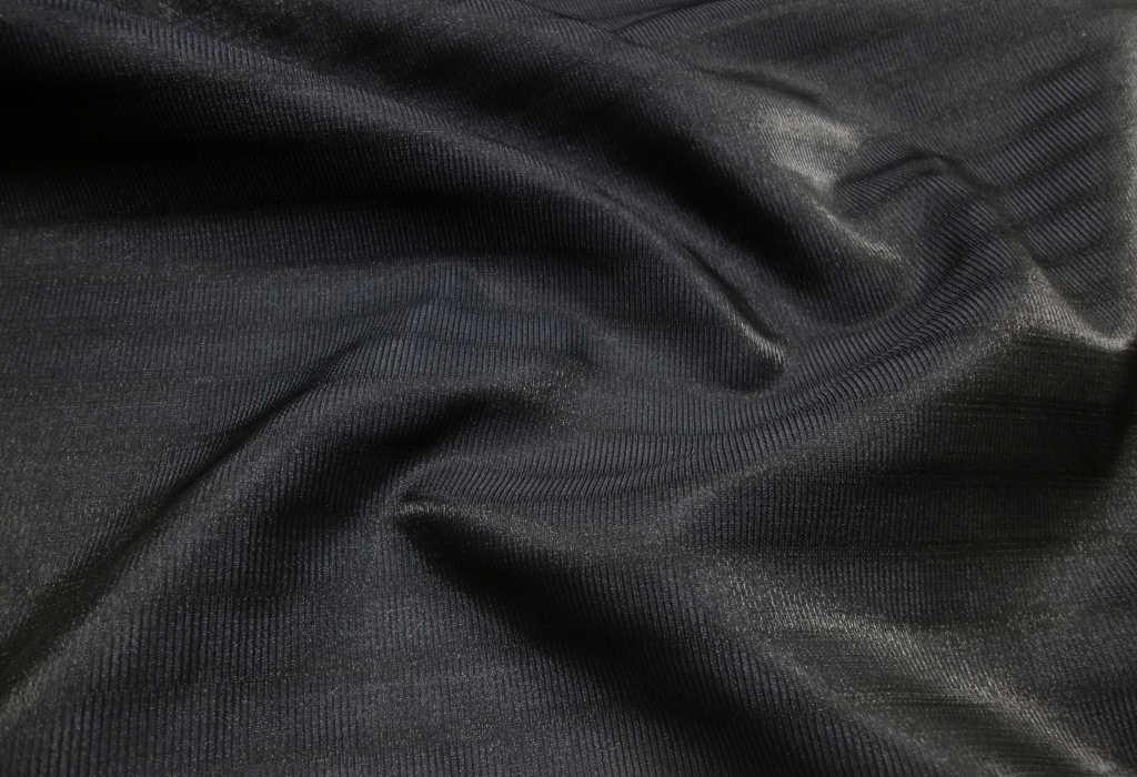 stoffbook stoff stoffe als meterware portofrei schwarz designer seide jacquard streifen. Black Bedroom Furniture Sets. Home Design Ideas